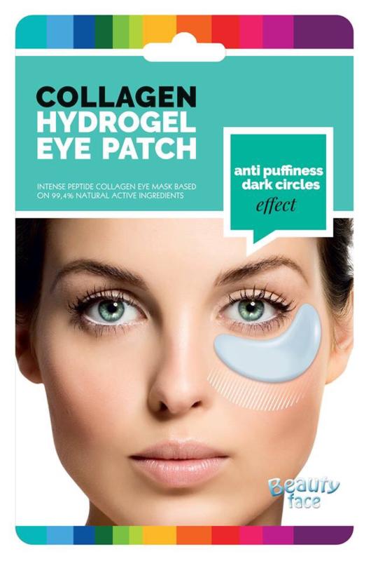 Beautyface Oogmasker Anti puffiness dark cirkles