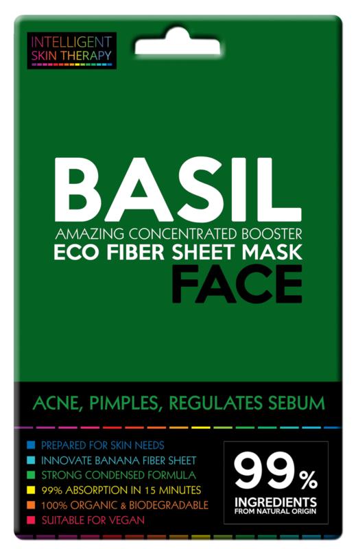 Beautyface Sheetmask Basil