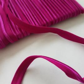elastisch paspel paars