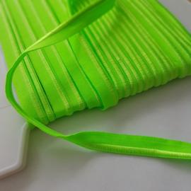 elastisch fluo groen