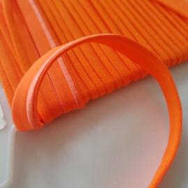 elastisch paspel oranje