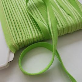 elastisch paspel licht groen
