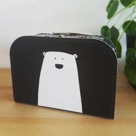 koffertje ijsbeer