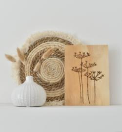 Creatief Woonpakket Houtbranden