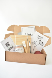 Creatief Woonpakket Hip houten Woonplankje