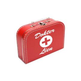 Dokters koffertje met naam