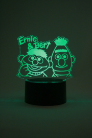 Bert & Ernie led lamp