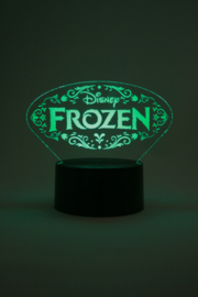 Frozen led lamp