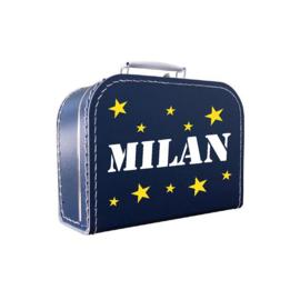 Naam koffertje 'Stars'