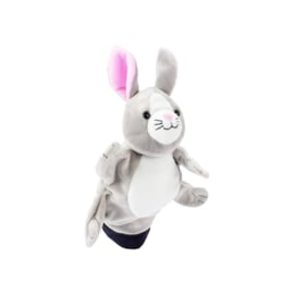 Handpop konijn