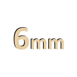 6mm Berken