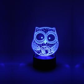 Nacht lampjes