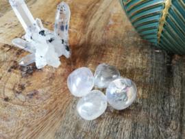Angel Aura Kwarts trommelstenen 10-20 gram