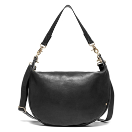DEPECHE. || Large bag with gold trim