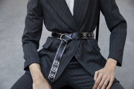 THE KAIA || Belt Dolly Black