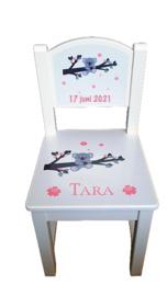 Geboorte stoeltje Tara