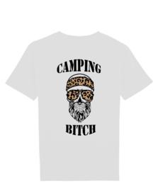 Camping bitch man bruin skull
