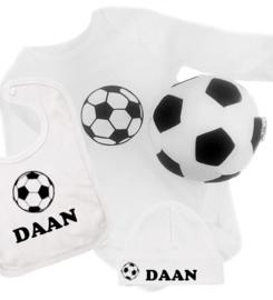 geboorte kratje voetbal