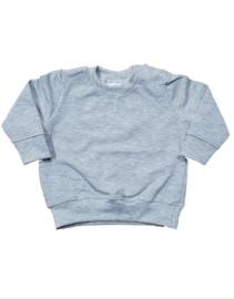 Sweater licht grijs