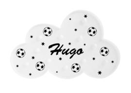 wolk ledlamp voetbal