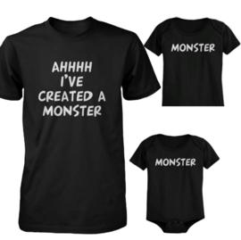 T-Shirt Ahhhh I've created a monster