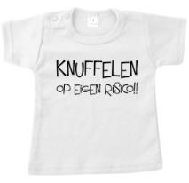 T-shirt knuffelen op eigen risico!!