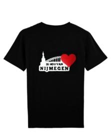 T-shirt  ik hou van Nijmegen.