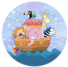 Wandbord Ark van Noah