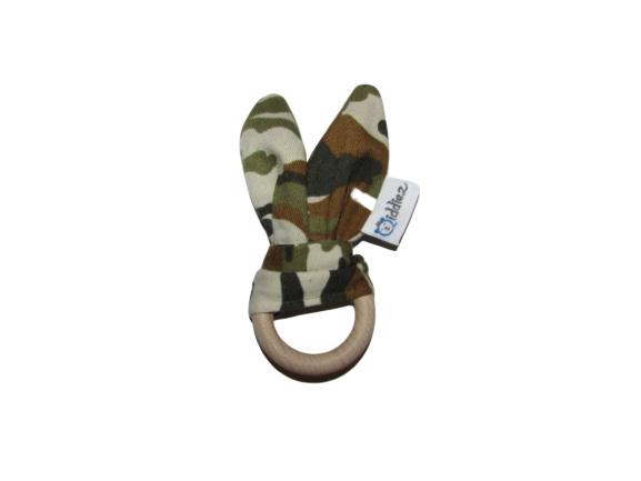 Bunny ears  camouflage.