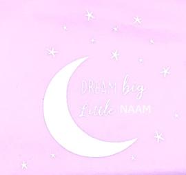 Gepersonaliseerde Slaapzak - Dream big little NAAM