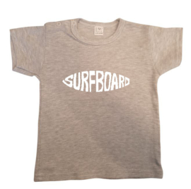T-shirt - Surfboard