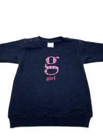 Sweaterjurk - Girl