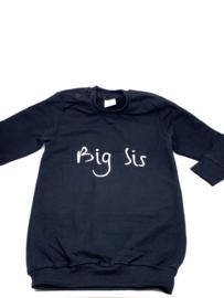 Sweaterjurk - Big sis