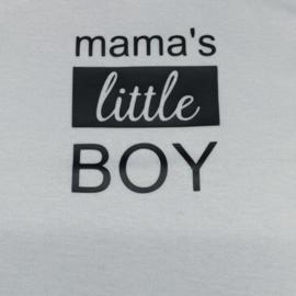 Romper - Mama's little boy