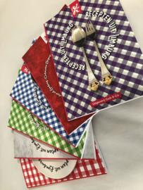 De hele serie, 6 delen van de recepten uit limburg serie