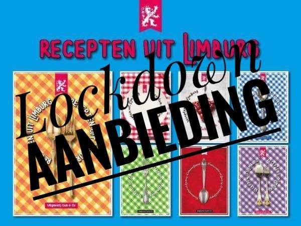 Lockdown Aanbieding, gratis verzending