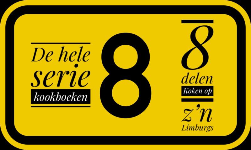 8 kookboeken Recepten uit Limburg