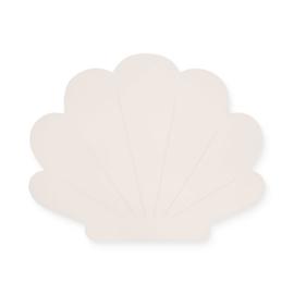 Jollein - Wandlamp Shell Nougat