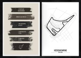 Circuit Poster + Uitslagen Poster - Circuit naar keuze