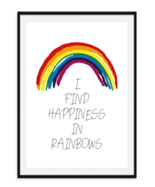 I find happiness - Poster