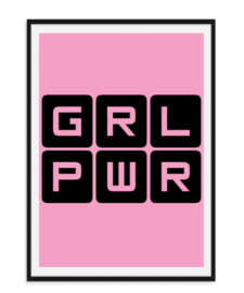 Girl Power - Poster