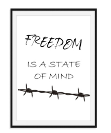 Freedom - Poster