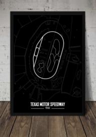 Texas Motor Speedway - Minimalistisch