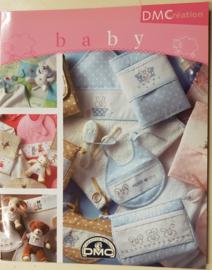 Baby borduurpatronen DMC