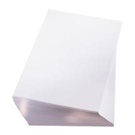 Stevig teken papier 44x32cm 160gr/m2 per 10 vel