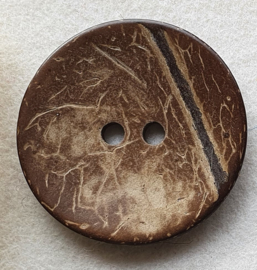 Knoop van kokosnoot