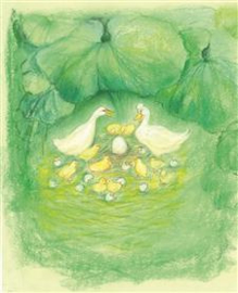 M. v. Zeyl Het grootste ei 216