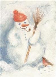 M. v. Zeyl Sneeuwpop 317