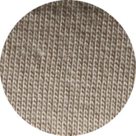 Poppentricot huid naturel
