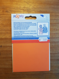Nylon Reparatie doek Oranje